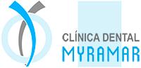 CLINICA DENTAL MYRAMAR. DENTISTA FUENGIROLA Y LUCENA Logo